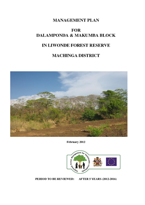 FMA Machinga Dalamponda-Makumba Block