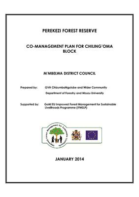 FMA Mzimba Mnyukuzi Block