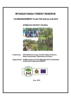FMA Mzimba Walula Block 1 A