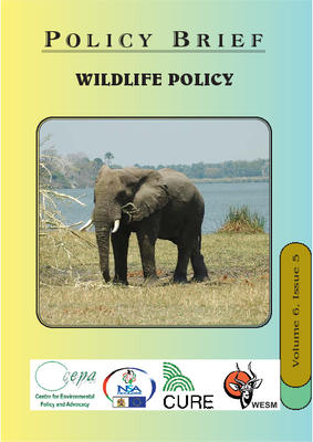 Policy Brief on the National Wildlife Policy