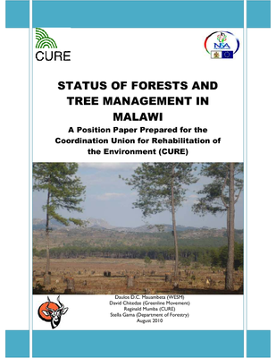 Status of Forests and Tree Management in Malawi