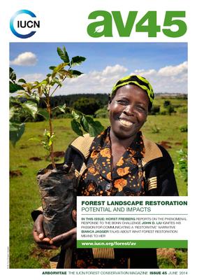 Arborvitae Volume 45 - Forest Landscape Restoration Potential and Impacts