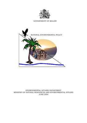 Environmental Policy 2004