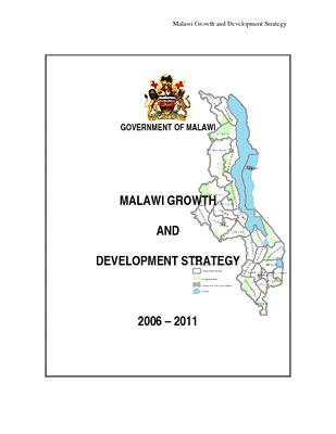 Malawi Growth and Development Strategy