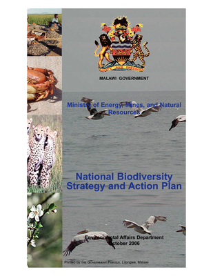 National Biodiversity Strategy and Action Plan 2006