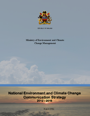 National Environment and Climate Change Communication Strategy 2012-2016