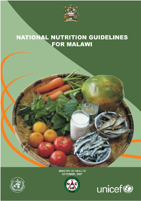 National Nutrition Guidelines for Malawi