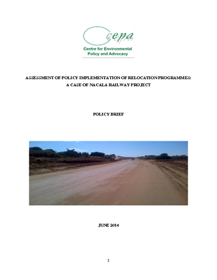 Policy Brief on Assessment  of Policy  Implementation of Relocation Programmes.pdf