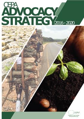 CEPA Advocacy Strategy 2016-2020